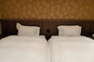 岡山県津山のおすすめホテル「ザ シロヤマテラス 別邸」部屋の写真