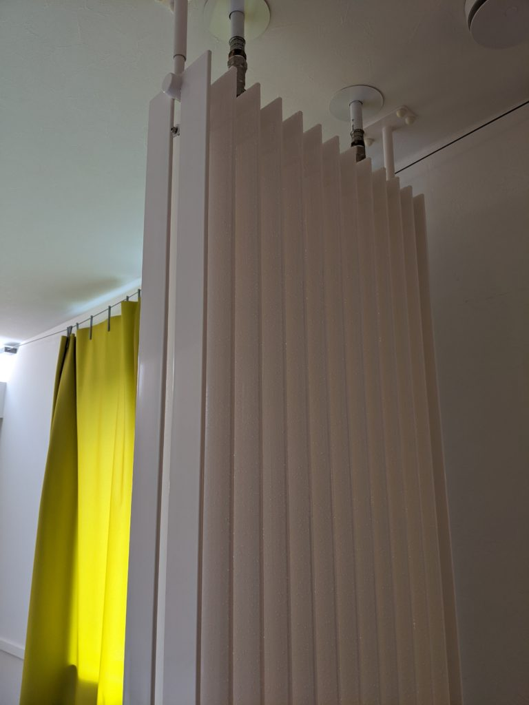 白馬・岩岳の滞在おすすめホテルhaluta hakuba 空調システム