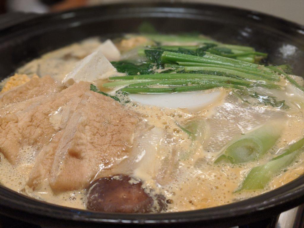 秋田鍋料理おすすめのおまつ