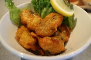 宮島で美味しい牡蠣とクラフトビールを楽しめるお店「宮島ブリュワリー」の牡蠣フリット