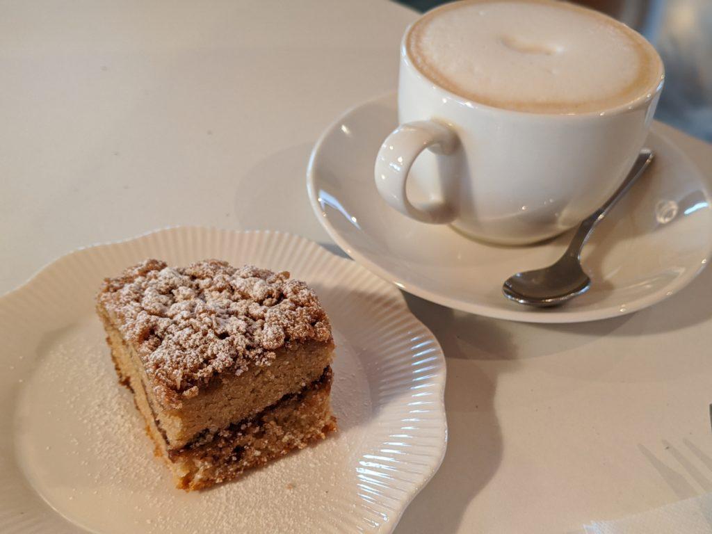 白馬でのノマド・ワーケーションにおすすめのカフェ(ノルウェービレッジ)のカフェ