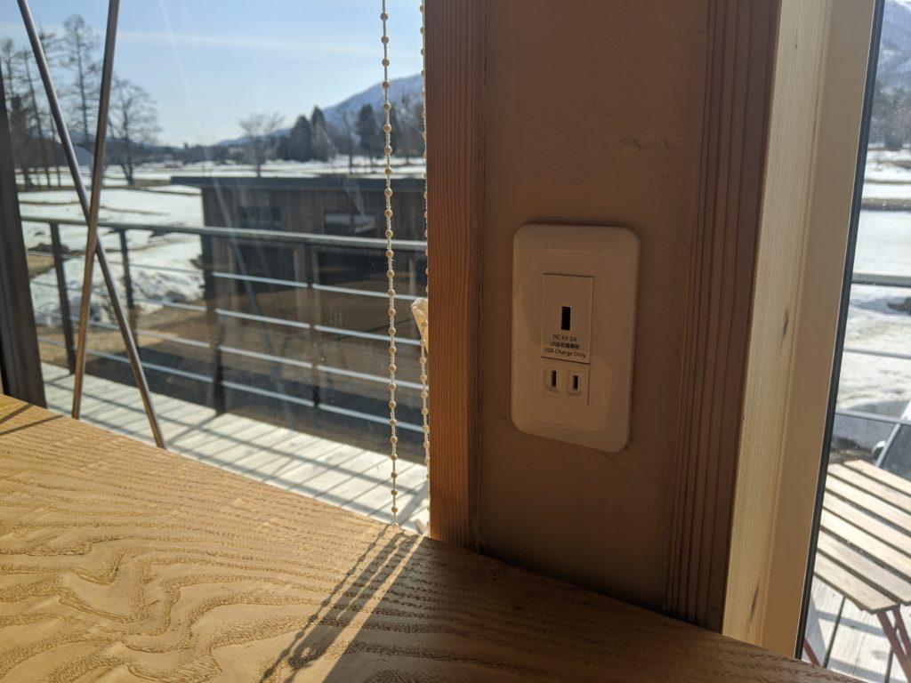 白馬の絶景おすすめカフェ「アンドマウンテン」は電源Wi-Fi完備
