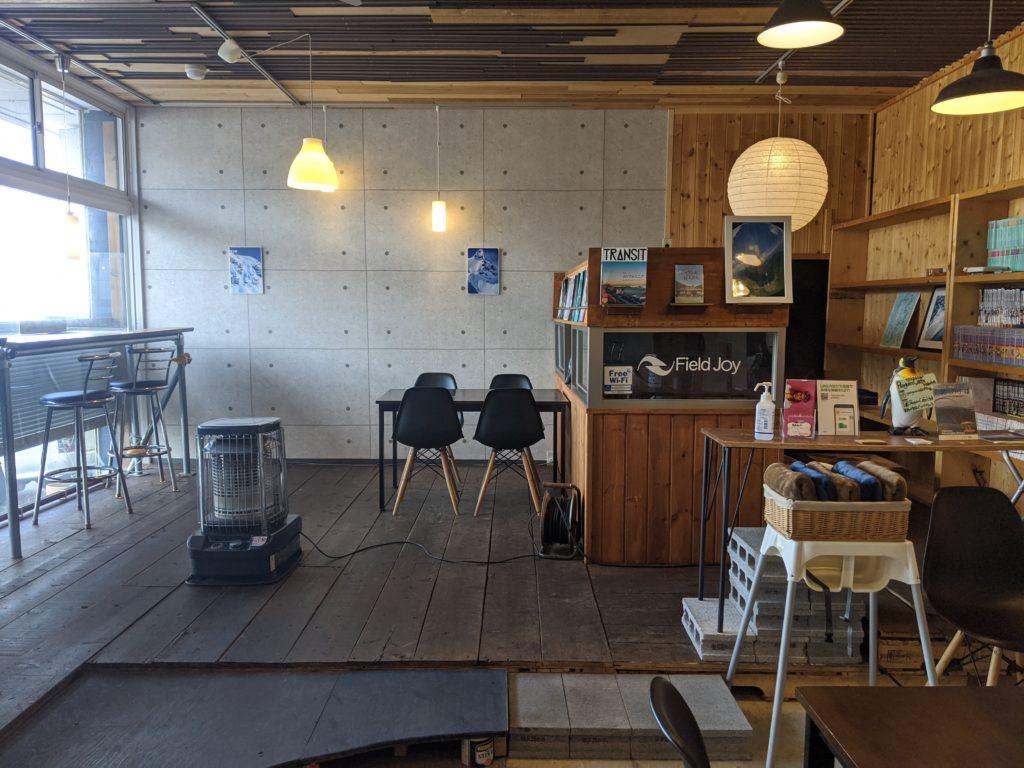 白馬のおすすめおしゃれカフェ「ペンギンコーヒー」